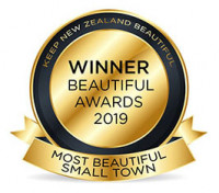 Waihi most beautiful small town