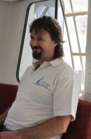 Aaron Beattie, owner/operator of Lifestyle Yachts Ltd
