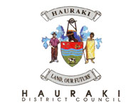 Hauraki District Council Coat of Arms