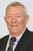 Councillor Ross Harris