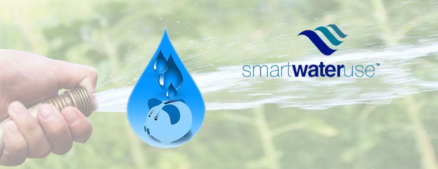 smart water use